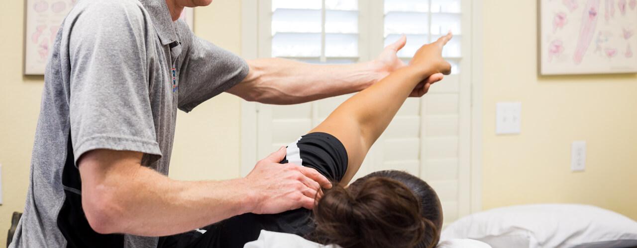 Shoulder Pain Relief Gainesville, FL
