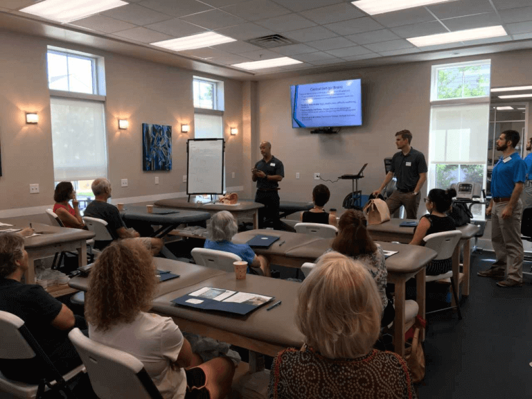free lower back pain and sciatica workshop