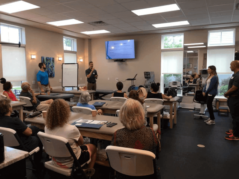 free shoulder pain and rotator cuff workshop