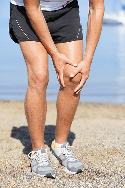 knee pain kinetix pt